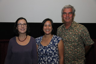 Panelists: Heather Diamond, Janel Quirante, Mike May (left to right) | by uluuluarchive