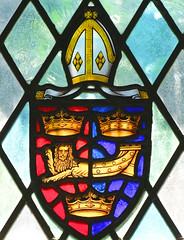 Diocesan arms of St Edmundsbury and Ipswich