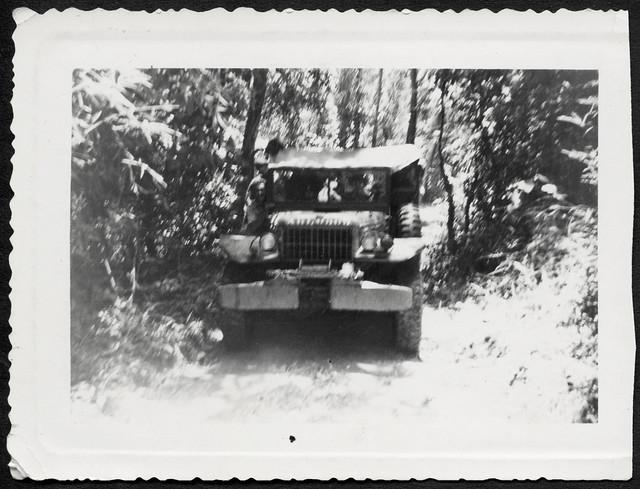 Archiv H012 Fremdenlegionär in Nordafrika, 1950/1960er