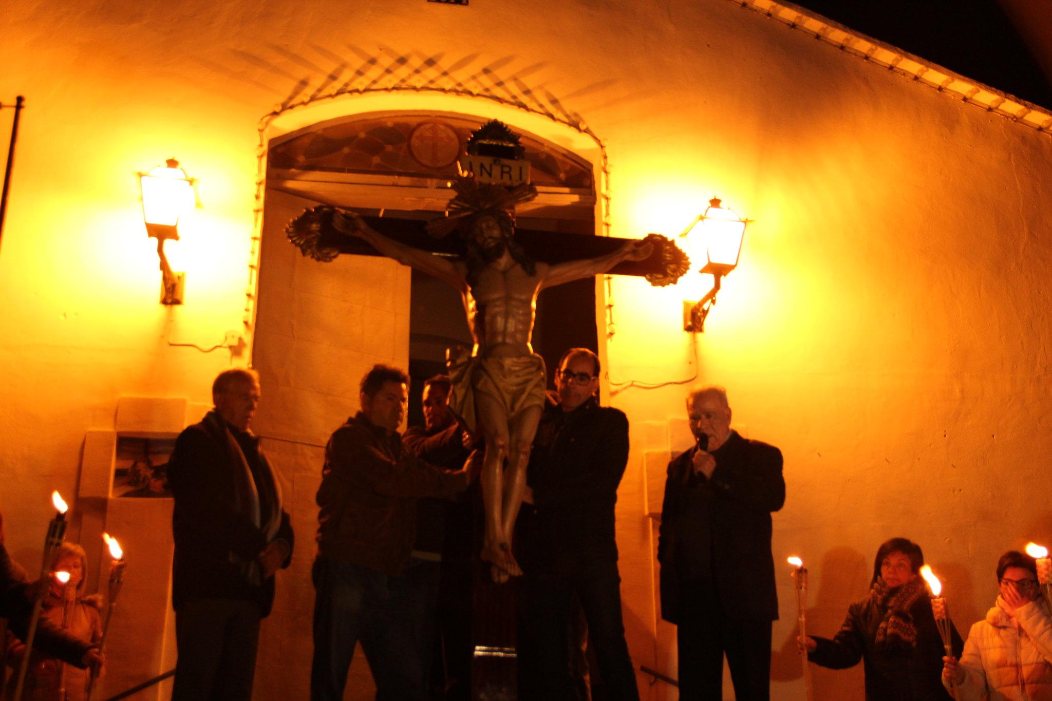 (2016-03-18) - VII Vía Crucis nocturno - Antonio José Verdú Navarro (004)