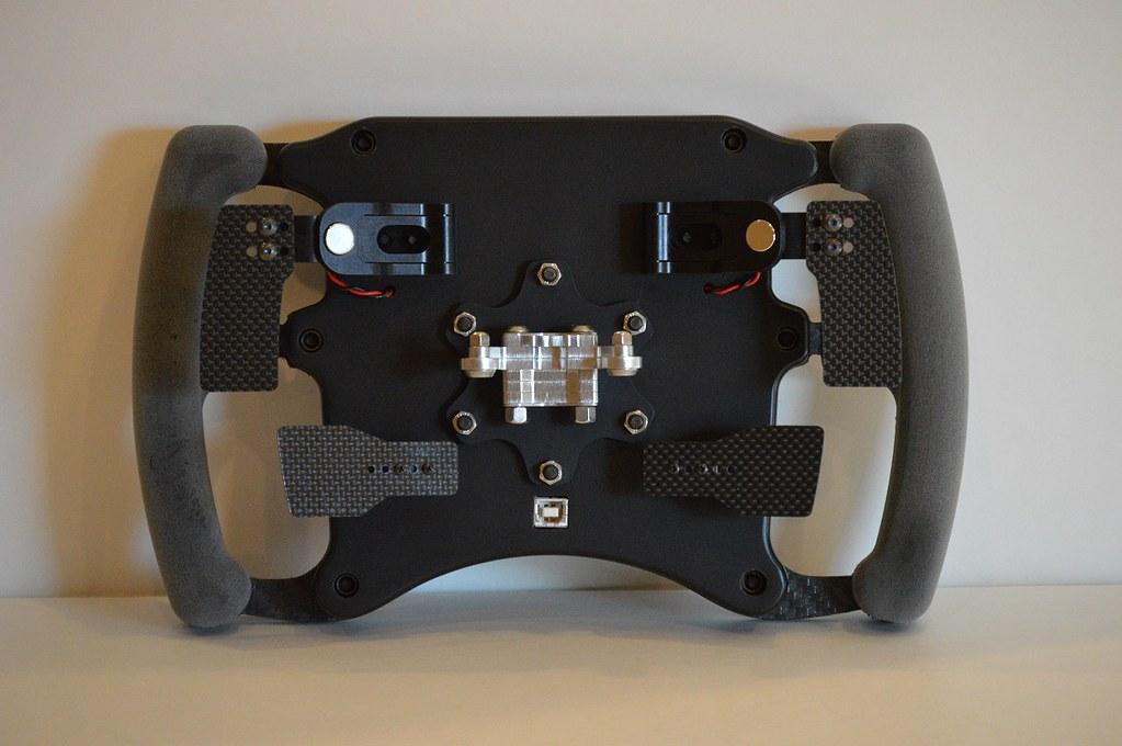 SMZ1 Custom F1 Style Wheel rear