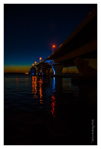 bridge sunset usa gulfofmexico buildings outdoors spring nikon seasons florida dusk places cameras april times months panamacity d7000