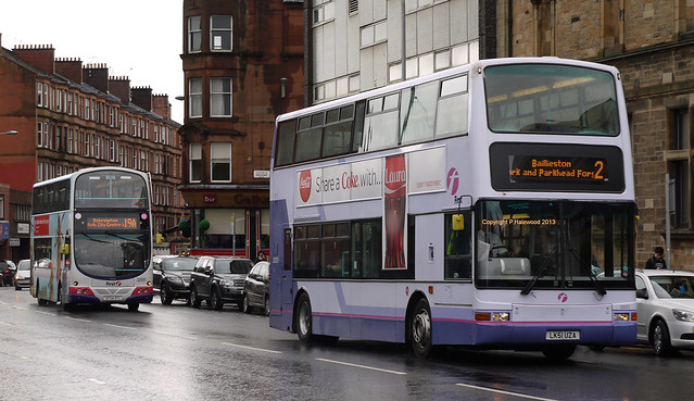 First Glasgow 33023 (LK51UZA)