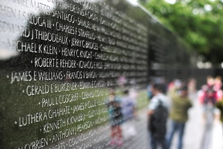 Vietnam Memorial | by Fábio Secioso