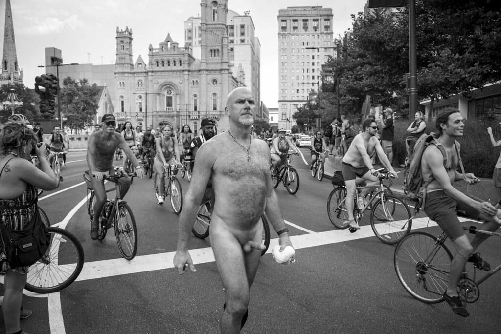 philadelphia naked bike ride niedliche madchen