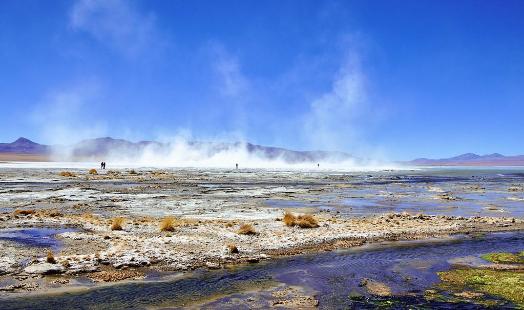 Laguna Blanca, Bolivia   The Laguna Blanca (White Lake) is ...  Laguna Blanca, ...