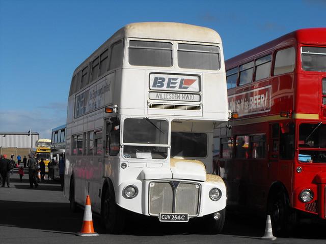 RCL 2254, CUV 254C, AEC Routemaster