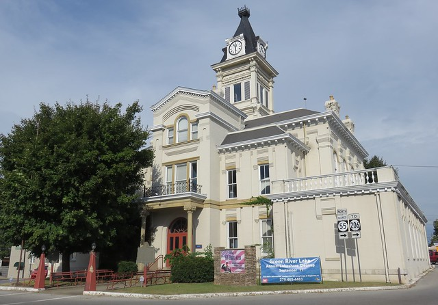 Adair County Courthouse (Columbia, Kentucky)