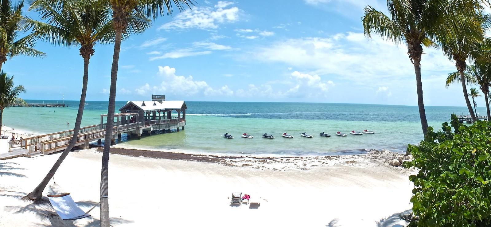 Reach Resort Beach Panorama