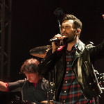 Maroon 5, Oracle Appreciation Event - MIX, JavaOne 2013 San Francisco
