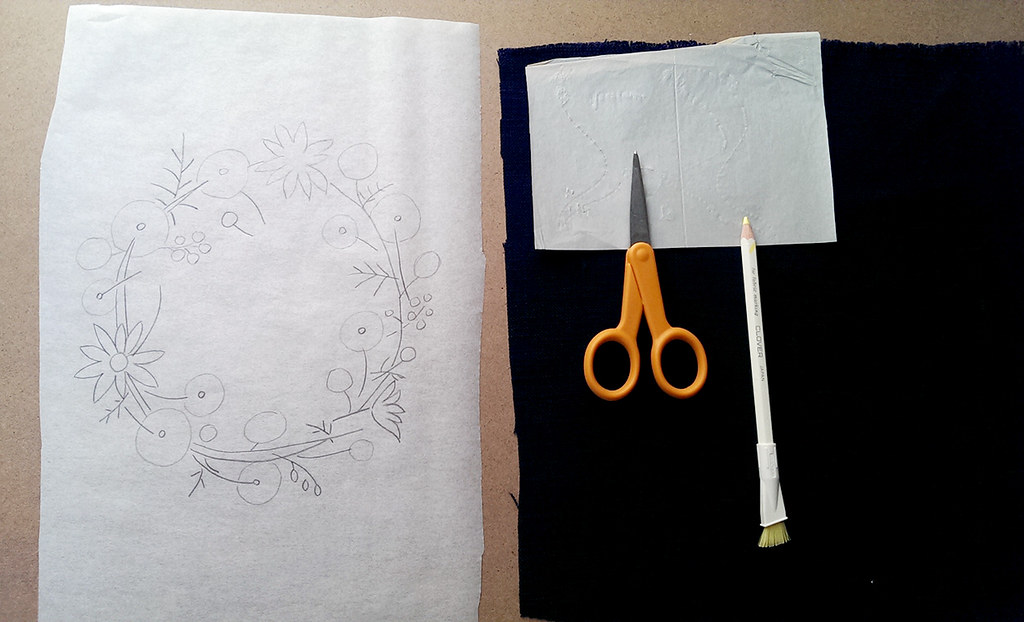 how to use white carbon paper