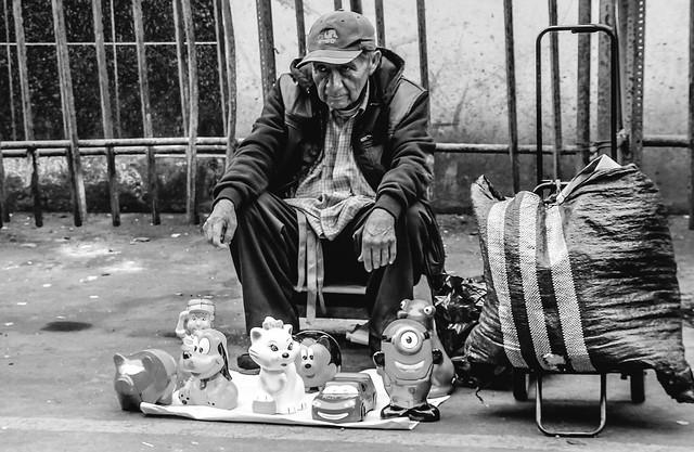 Vendedor ambulante