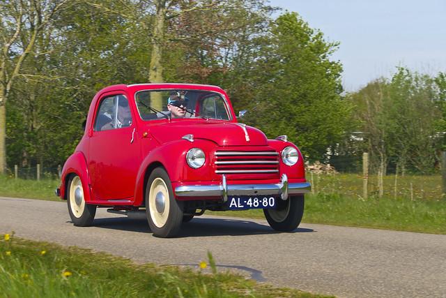 FIAT 500C Topolino 1950 (8211)