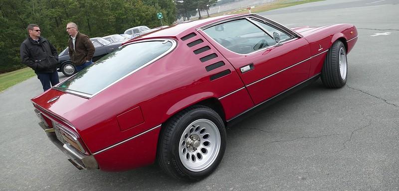 Alfa Bertone Montreal I.E. Sybele restauration Nielman Racing  30113386921_f4a8f2b826_c