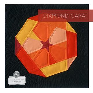 Finished Diamond Carat Block