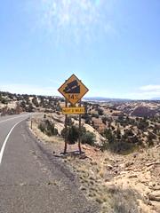 lots of descending in Utah