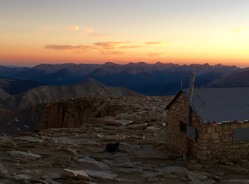 Mt Whitney Sunset | by wavesounds