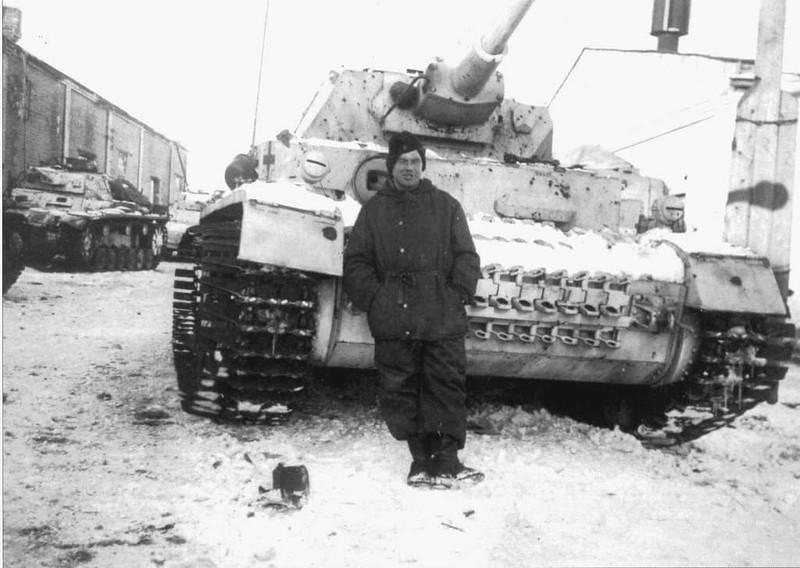 IV号戦車系