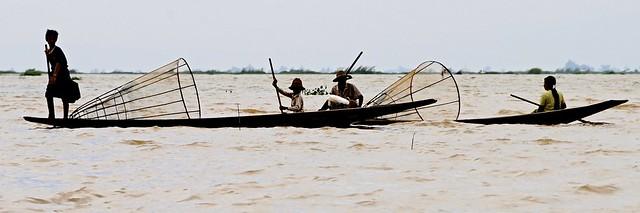 Birmanie 2012 - Lac Inle