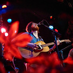 Tue, 13/09/2016 - 4:23pm - Okkervil River performs for an audience of WFUV Marquee Members on September 13, 2016 at Rockwood Music Hall in New York City. Hosted by Russ Borris. Photo by Gus Philippas/WFUV.