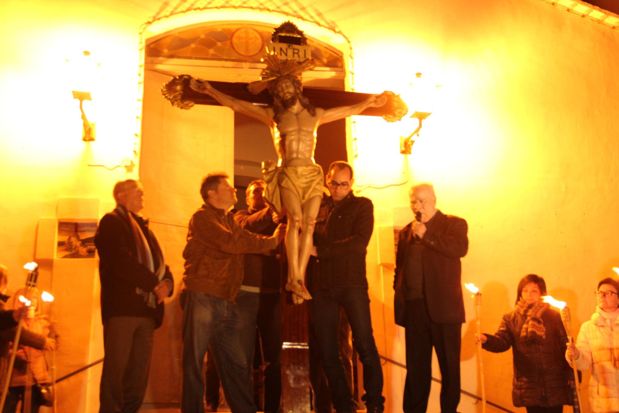 (2016-03-18) - VII Vía Crucis nocturno - Antonio José Verdú Navarro (005)