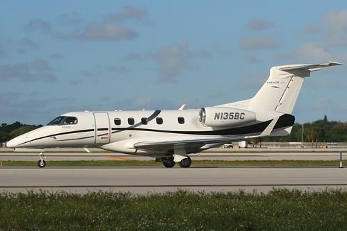 n135bc embraer 505 phenom 300 fortlauderdale 50500017