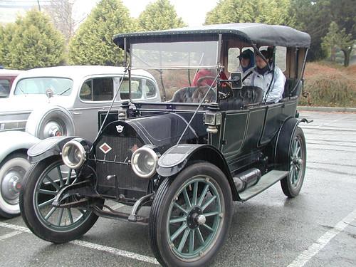 Reo Car: Flickr: The REO Car, Speedwagon, Bus, Truck / 1905