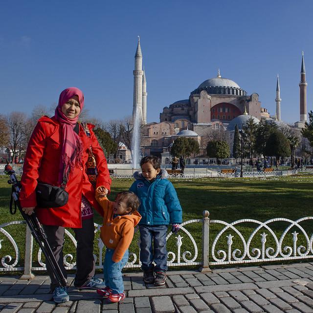 Istanbul   Aya Sofya   Hagia Sophia