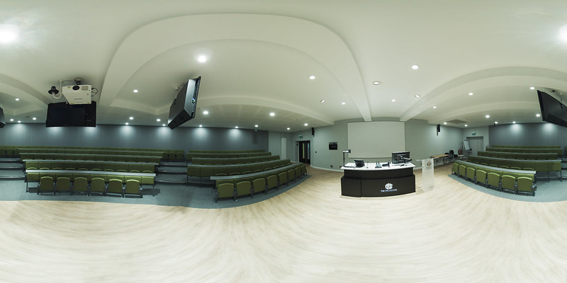 EHU CS LECTURE THEATRE