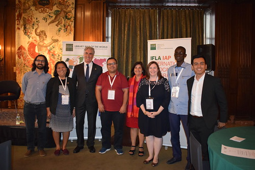 IFLA International Advocacy Programme (IAP) Global Convening