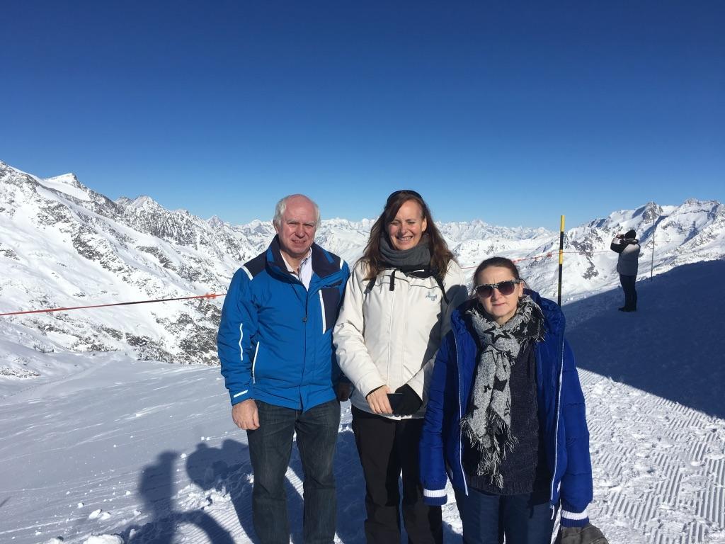 Skiweekend 26. - 28. Januar 2018 in Saas Fee