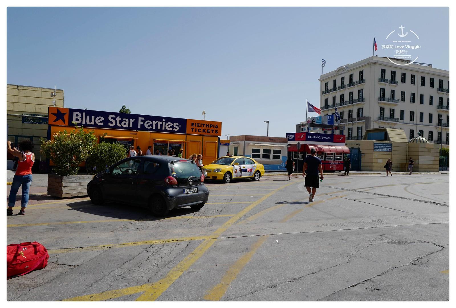 【希臘 Greece】雅典派瑞斯港搭乘Blue Star夜船前往克里特島哈尼亞 臥舖房分享 @薇樂莉 Love Viaggio | 旅行.生活.攝影