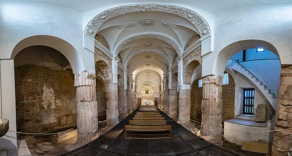 Basílica de Santa María de los Arcos - Tricio - La Rioja… | Flickr