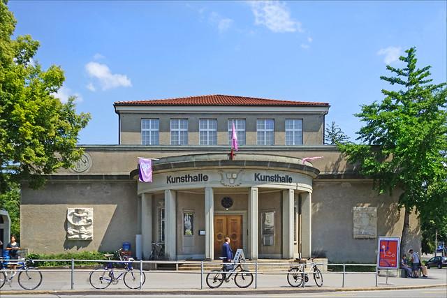 La Kunsthalle de Berne (Suisse)