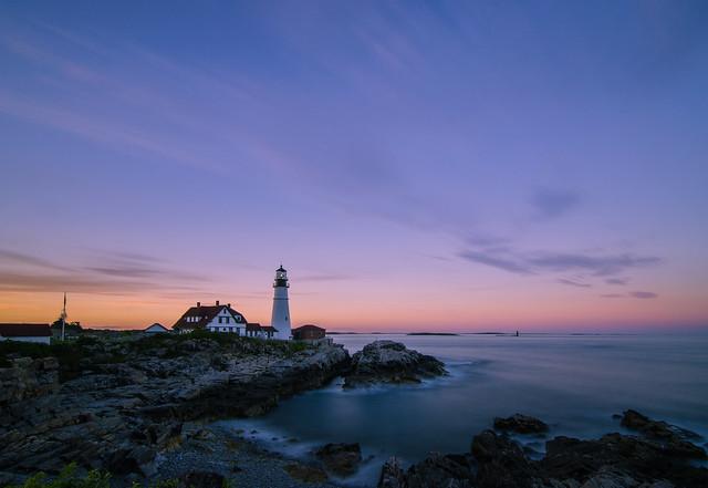 Maine's Lighthouses #4: Portland