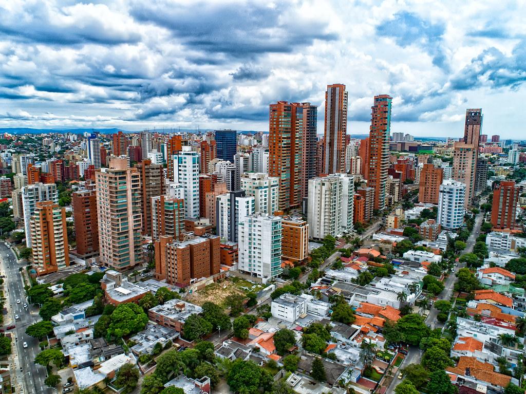 Barranquilla Barrio El Golf Fernando Orozco Flickr