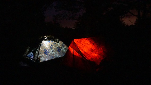 Camping In The Darkness