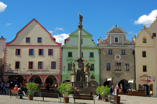 01.7.18 1 Cesky Krumlov and the Schwarzenberg Band 09 | by donald judge