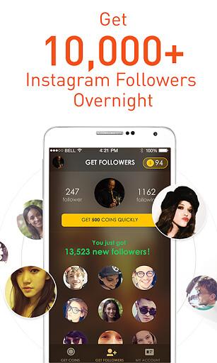 10000 free instagram followers apk