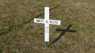 Roadside Memorial for Brett A. Ellis (3 of 3)