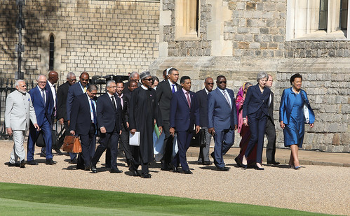 CHOGM Windsor Castle retreat, 2018 | by Commonwealth Secretariat