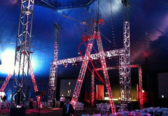 Tent circus