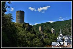 Esch-sur-Sûre (Luxemburg)