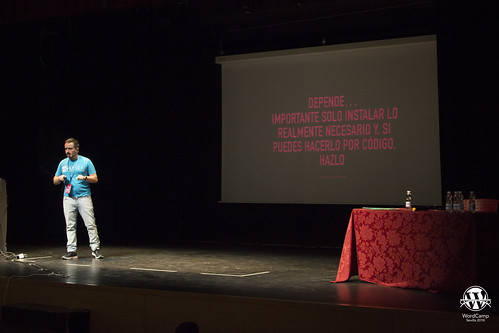 WordCamp Sevilla 2018 | by Rubén Sutilo