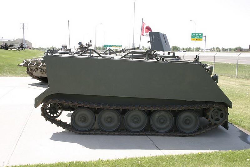 M113A2 APC 4