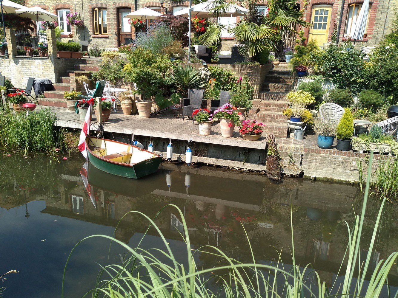 Moorings and pots