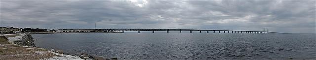 Øresund Bridge, Malmö - Sweden (N3380)