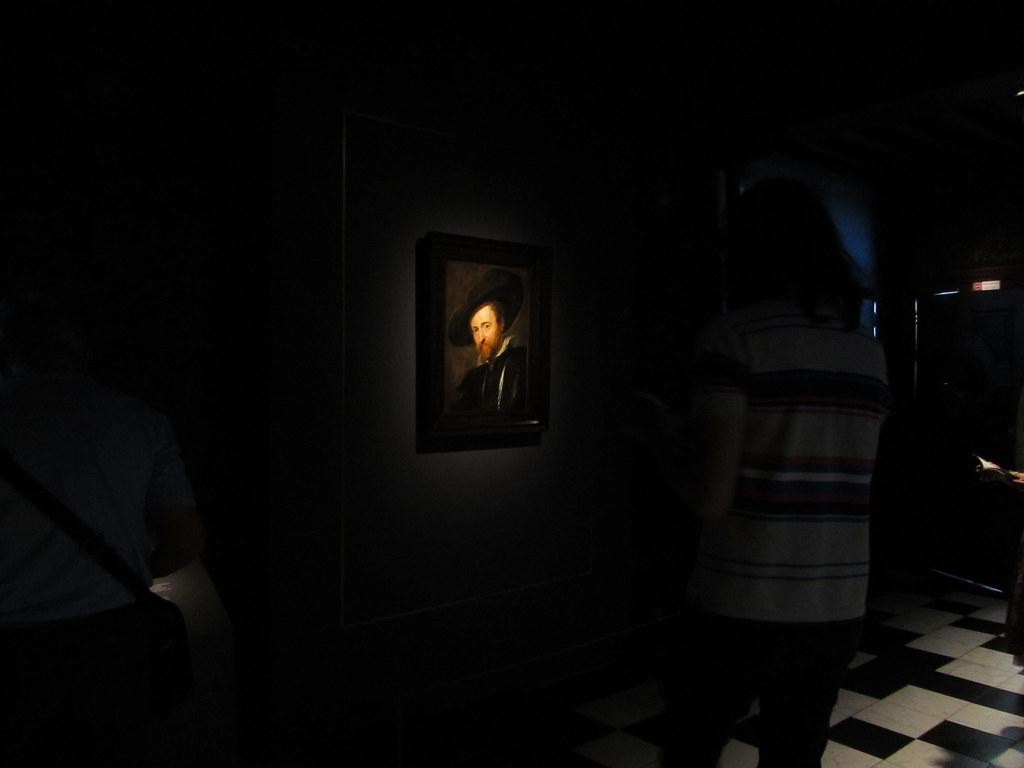 autorretrato Rubens