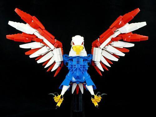 Emblem of Freedom (Biocup 2018)