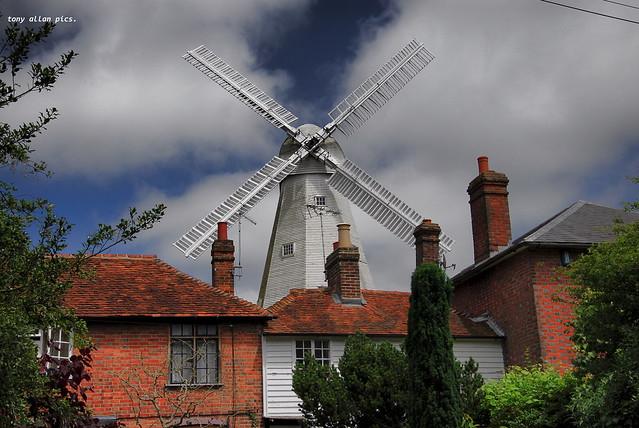 Windmill 1, Cranbrook.